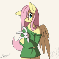 Bed Time Shy by Silverfox057