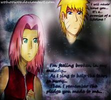 NaruSaku - Promise of A Lifetime ! by wohoowoo
