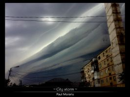 City storm by oxygenp