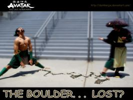 The Boulder... Lost? by DarkKenjie