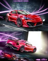 WTB'11 Scion FR-S by roobi