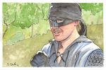 Dread Pirate Roberts Watercolor... by ssava