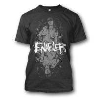 ENABLER DEMON GIRL SHIRT by BURZUM