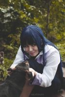 Hyuuga Hinata - The little one by akathays