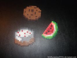 Minecraft Food by MARscianimefiVEL