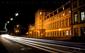 University of Mannheim by Linkineos