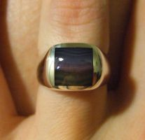 Agate Ring by MSA by jessa1155