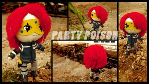 Tha Adventures of Party Poison 02 by MARRASKUUveri