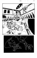 Daredevil 1 Page 4 by thecreatorhd