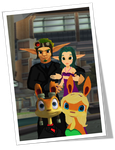 Jak x Keira Hagai and Daxter x Tess Naughty Date by 9029561