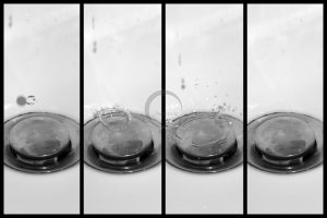 Life of a drop of water by mancae90