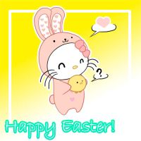 Happy Easter by leedom111