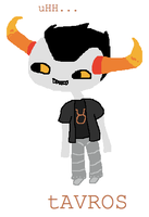 uHH...tAVROS by Bubbleberry-chan