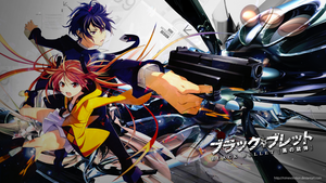 Black Bullet Wallpaper (HD) by Nimevolution