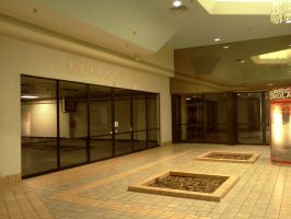 Abandoned Mall Stock 10 by dhbraley