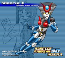SD Minerva X by CKaiCydek
