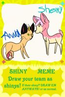 Team Cherry tea shinyfied by Silver-she-wolf-14