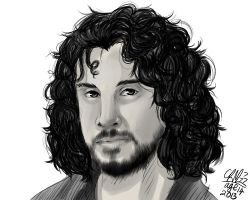 Sayid by Gresta-GraceM