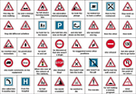 Road Signs by CFGRUS