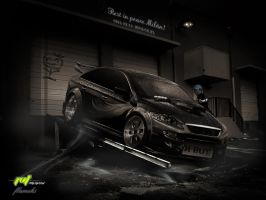 Ford Mondeo MB by Flameks
