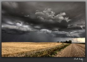 Storm Saskatchewan by pictureguy
