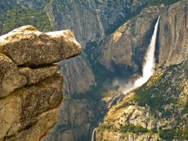 Glacier Point Yosemite by oceaniclove