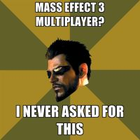 ME 3 Multiplayer by Thefallout96