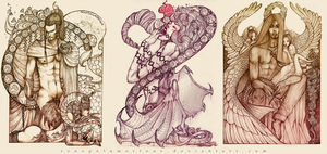 Traditional Art Collection by RenePolumorfous