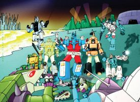 The Wreckers - finished by hellbat