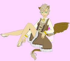 $7/ 560 points Adoptable Sphinx by Rd4066