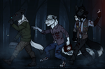 Out of here [collab] by MadDogVII