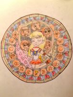Sailor Venus's Stain Glass Window by Camilia-Chan
