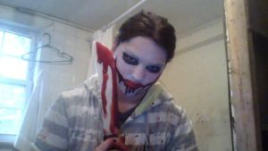 2014 Jeff the killer cosplay by SpelloftheDead