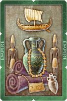 Phoenicians playing card by Turbopastry