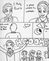 Blaine: To Have a Home by MusicOfAngels22