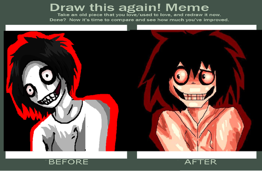 Redraw Meme by ToxicRadience