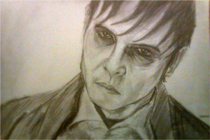 Barnabas Collins by BloodGrin