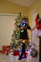 Harley Quinn: Christmas Tree? by HarleyTheSirenxoxo