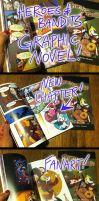 HeroesnBandits GRAPHIC NOVEL! by Rocky-O