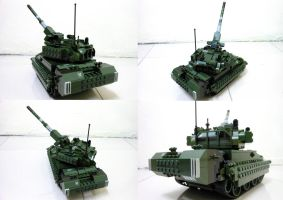 Lego Compact Tank 14.2 by SOS101