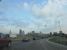 Cleveland, OH by eon-krate32