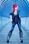 Latex tunnel 04 by GuldorPhotography