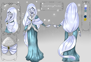 Winter Hatched by CoffeeCake-Adopts