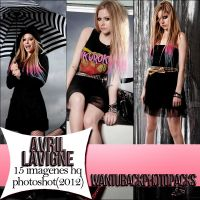 Photopack 179: Avril Lavigne by PerfectPhotopacksHQ