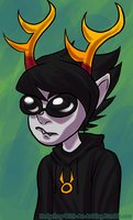 Nameless Jackalope Troll Guy by XTiMe-WaRpEdX