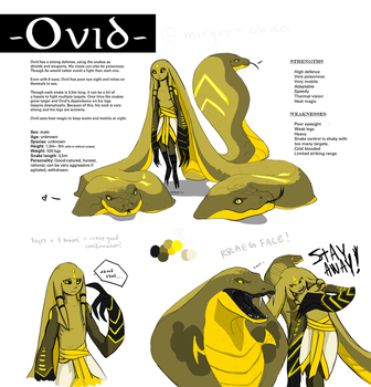 Ovid - The Defense by MirChuChu