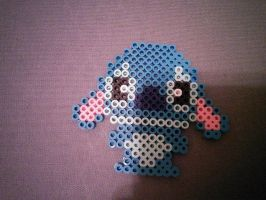 Perler beads: Stitch by FluffyRosey