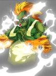 Ultimate Blanka colors by fumeista23