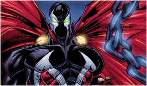 Spawn by crazmo4sho