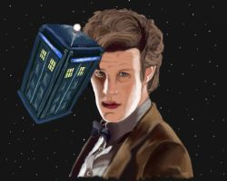 In a Tardis Far Far Away...~completed~ by sinister7showdown